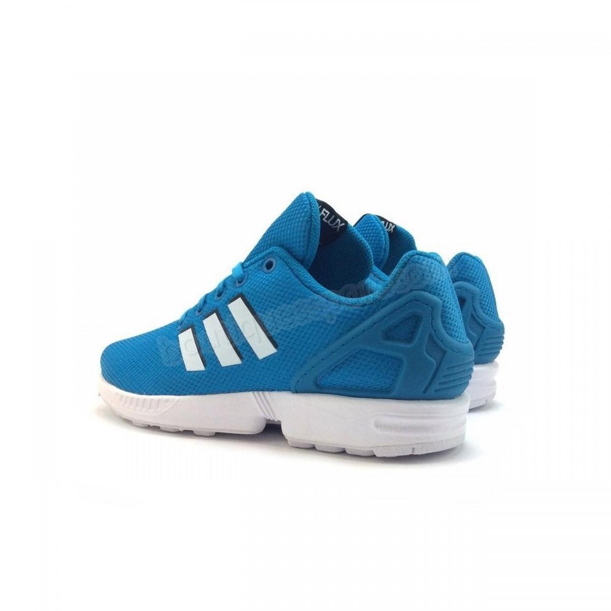 Tennis homme ADIDAS ORIGINALS Adidas Originals Zx Flux J Soldes - -0