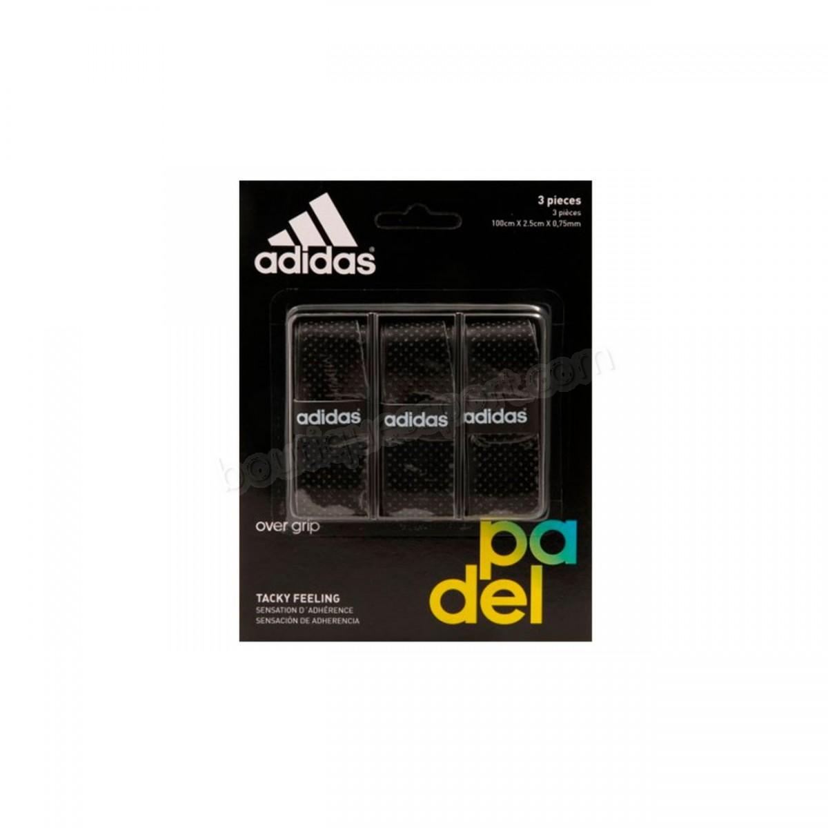 Tennis adulte ADIDAS PADEL Adidas Padel Overgrip Soldes - -1
